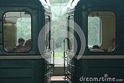 Metro wagons