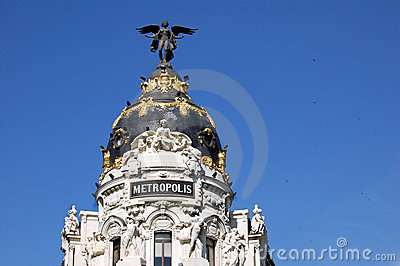 Metropolis, Madrid
