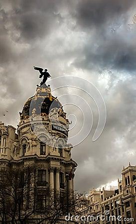 Metropolis in Madrid
