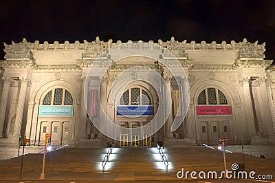 Metropolitan Museum of Art Editorial Image