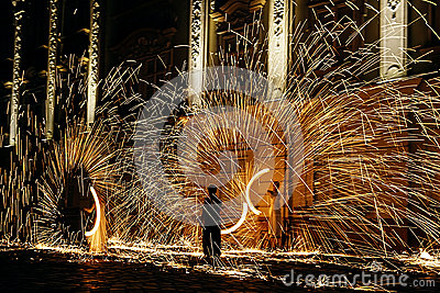 Exposition 20 du feu