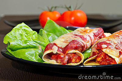 Mexicaanse enchiladas