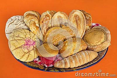 Mexican Bread Basket