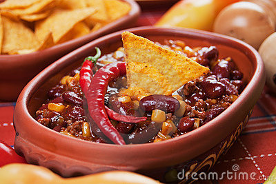 Mexican chili bean