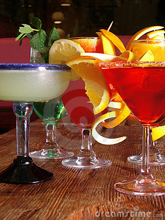 Free Mexican Cocktails Royalty Free Stock Images - 6407589