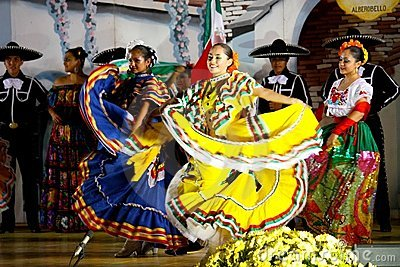 Mexican Dancers Editorial Image