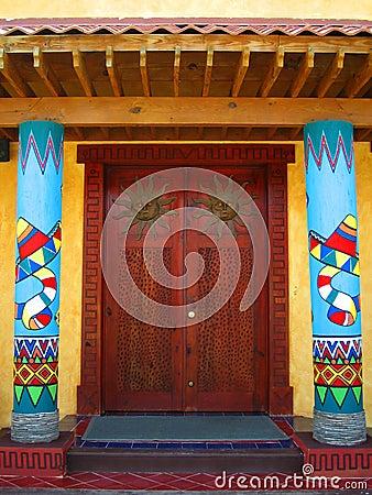 Mexican doors