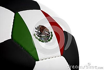 Mexican Flag - Football