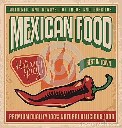 Free Mexican Food Royalty Free Stock Photo - 35829815