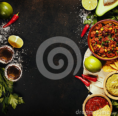 Free Mexican Food Royalty Free Stock Photos - 83926008