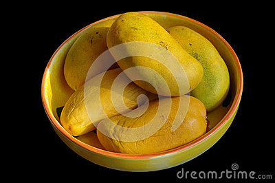 Mexican fruit in a bowl