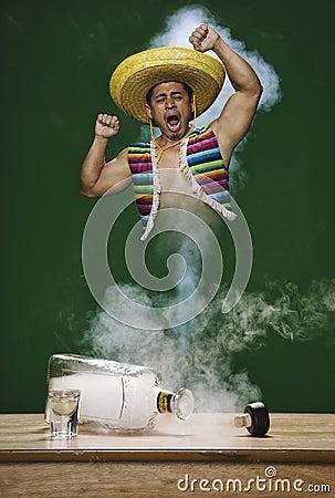 Mexican Genie