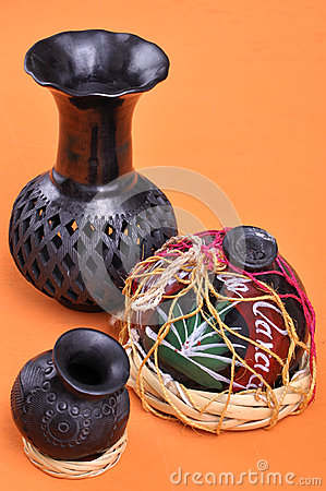 Mexican handicrafts from Oaxaca