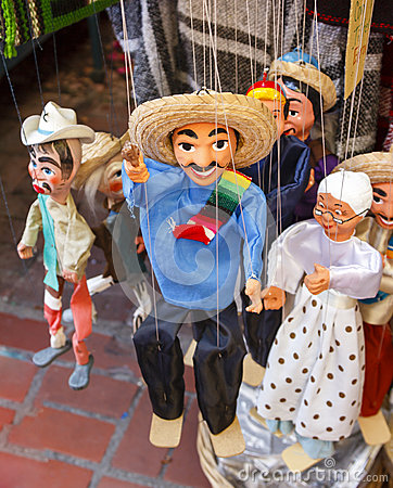 Mexican Marionnettes