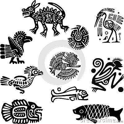 Mexican motifs