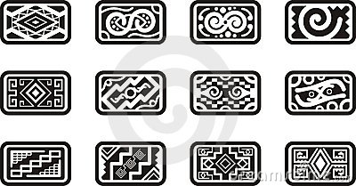 Mexican ornamental designs