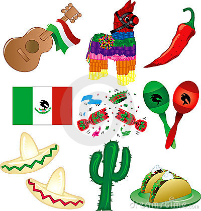 Free Mexican Party Royalty Free Stock Photo - 19619575