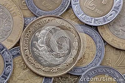Mexican Peso Coins