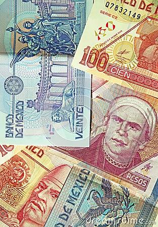 Mexican Pesos de Mexico 2