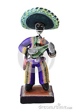 Mexican skeleton