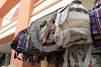 Mexican Tote Bags Royalty Free Stock Photos Image 30590148