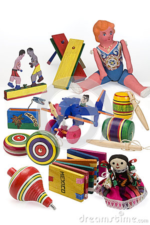 Mexican toys