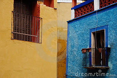 Mexican windows