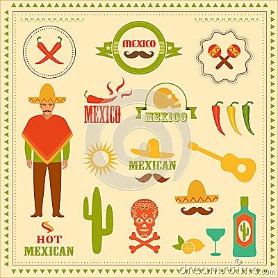 Free Mexico Royalty Free Stock Image - 43036016