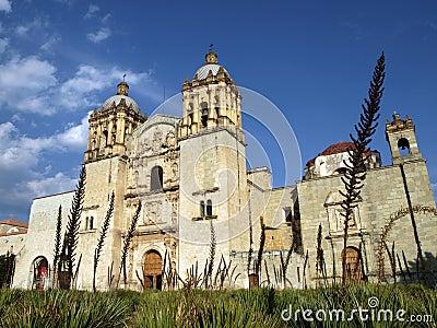 Mexico Church: Templo de Santo Domingo in Oaxaca