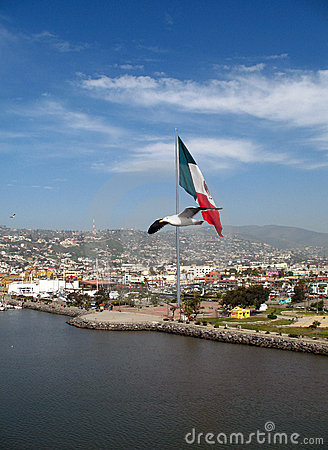 Free Mexico Flag Stock Photos - 4671123