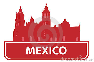 Mexico outline