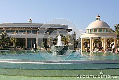 Mexico riviera maya iberostar grand paraiso pool