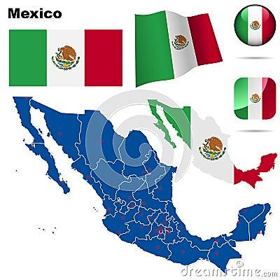 Mexico set.