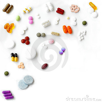 Mezcla de las píldoras