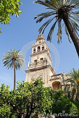 Mezquita Belltower, Cordoba
