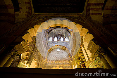Mezquita Cathedral Chamber