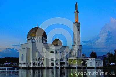 Mezquita de Puchong Perdana