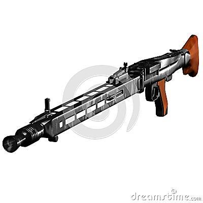 MG42 Machine Gun