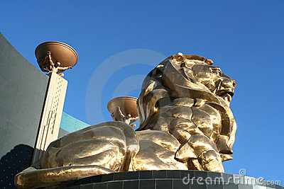 MGM - Las Vegas Editorial Photo