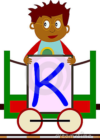 Miúdos & série do trem - K