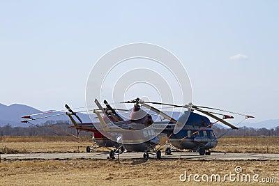 MI-2 Editorial Photo