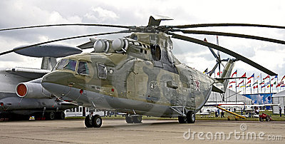MI-26 helicopter 1
