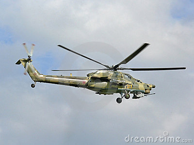 Mi-28 The Night hunter