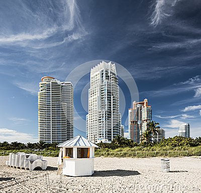 Miami Beach High Rises