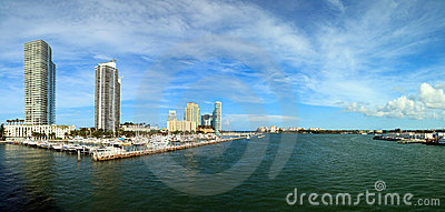 Miami Beach Inter Coastal Waterway