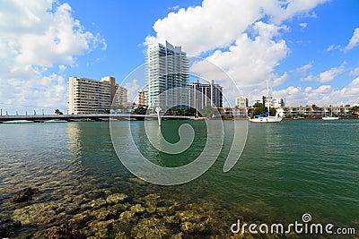 Miami Beach Inter Coastal Waterway