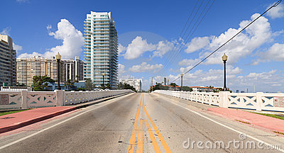 Miami Beach Venetian Causeway