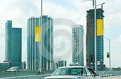 Miami downtown, Florida