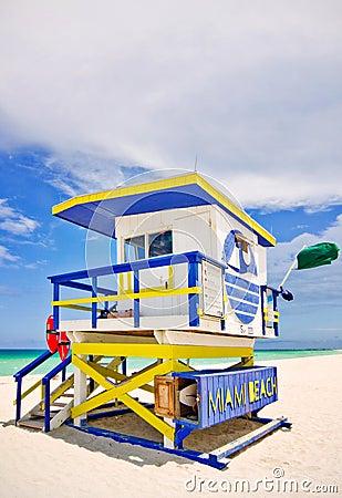 Miami Florida beach rescue