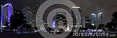 Miami la Floride Photographie éditorial